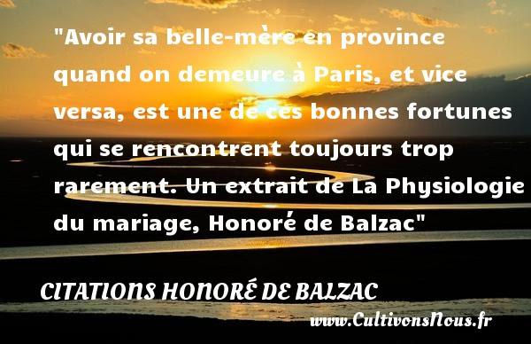 Citation Belle Mere