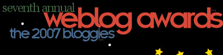Bloggies 2007 - London Underground Blog - Finalist Best British & Irish Blog