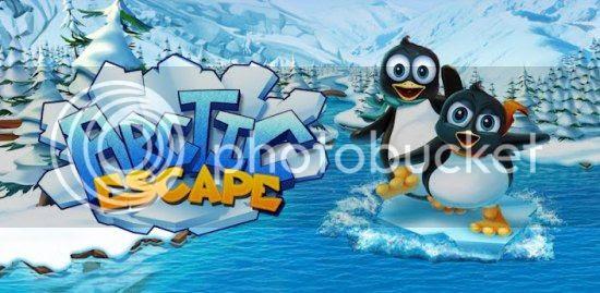 856b2006 Arctic Escape HD 1.0 (Android) APK