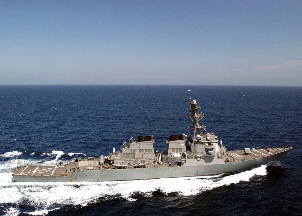 USS Arleigh Burke (DDG 51)