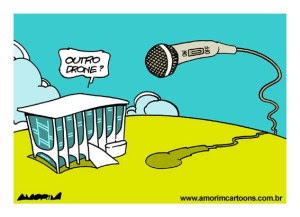 by Carlos Alberto da Costa Amorim, desenhista carioca