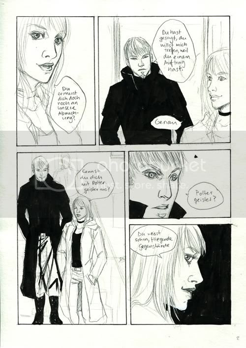 24h Comic Day 2010 Page 2