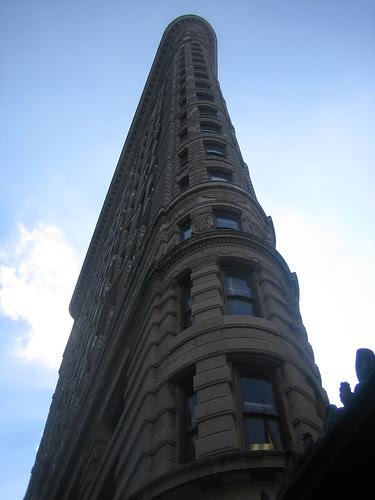 Flat Iron Building, New York City, 13 September 2010 _8511