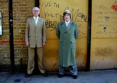 Gilbert and George, Deth Kult