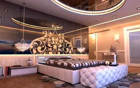 Desain Kamar Minimalis Ala Hotel