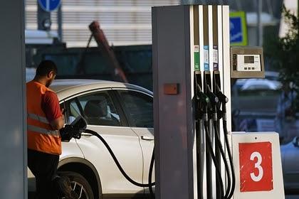 В России передумали вводить запрет на экспорт бензина