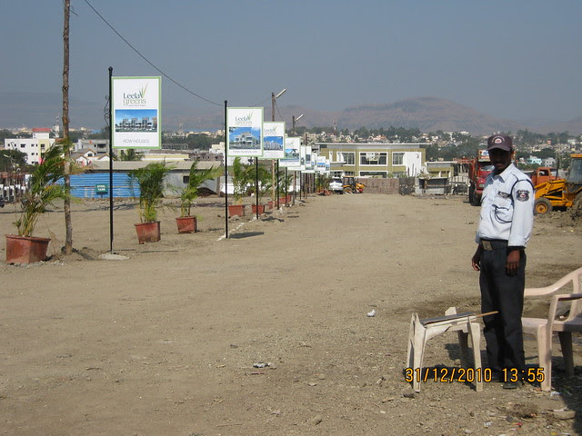 Site of Leela Greens Row Houses & Twin Bungalows in Talegaon Dabhade Pune 410 506