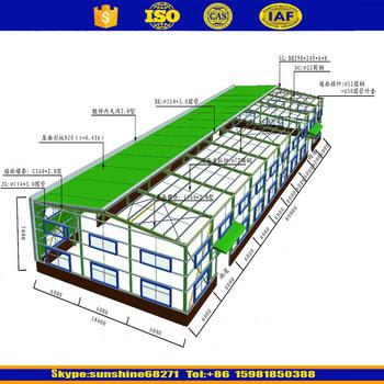 Steel Fabrication Workshop Layout - Buy Steel Fabrication ...