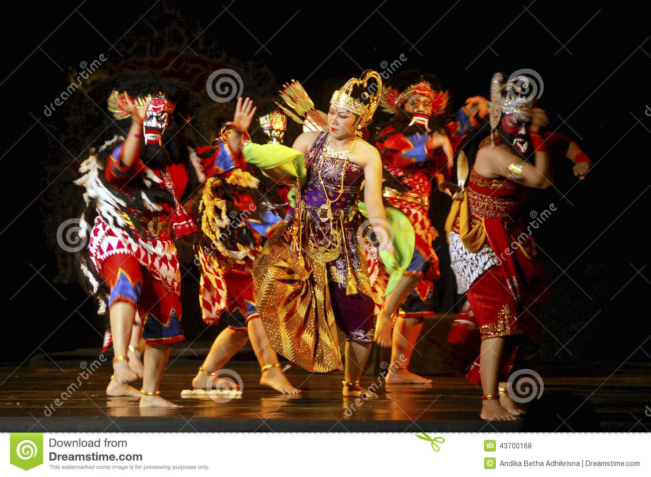 INDONESIA ART AND CULTURE Editorial Stock Photo  Image: 43700168