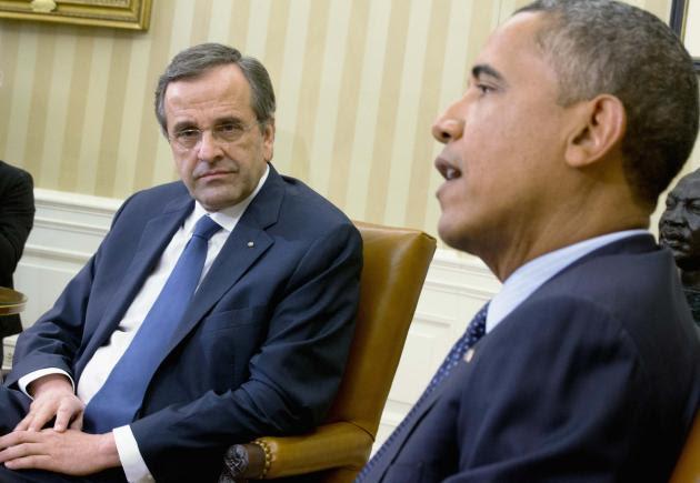 Τι πήραμε από την συνάντηση Ομπάμα - Σαμαρά