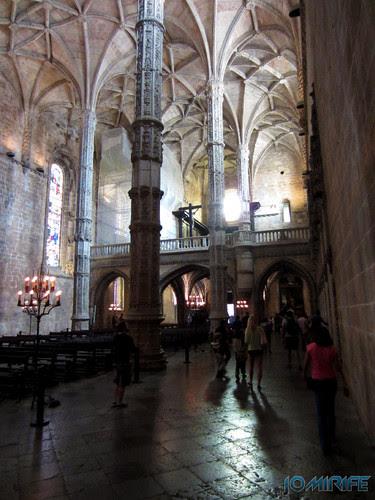 Lisboa - Igreja Mosteiro dos Jerónimos (10) [en] Lisbon - Jeronimos Monastery Church