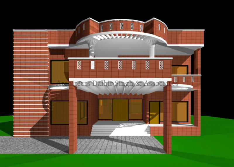Residence Houses Design Creative Houses Design Punjab