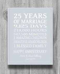 Silver wedding anniversary gifts   the biggest choice