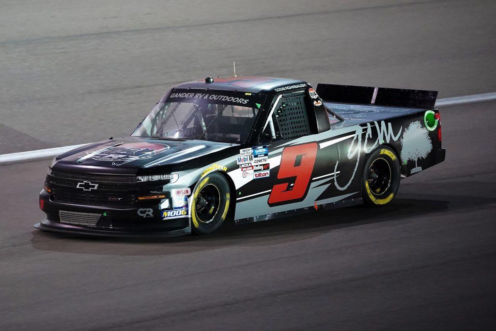 2020 #9 CR7 Motorsports - Jayski's NASCAR Silly Season Site