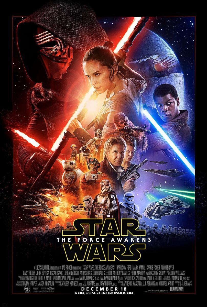 Star Wars episodio 7 La Fuerza, película, blog de cine, solo yo, blog solo yo,