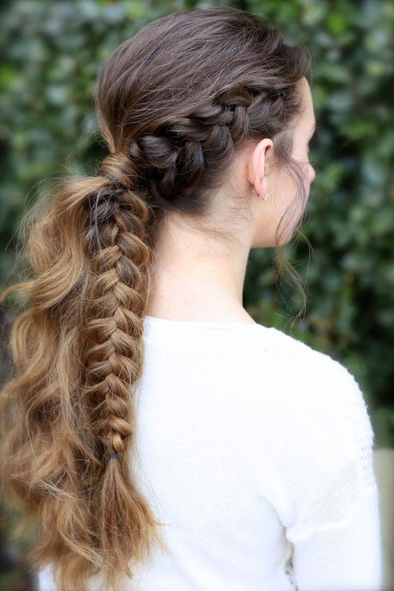 21 Cute iHairstylesi For iGirlsi To Try Now Feed Inspiration