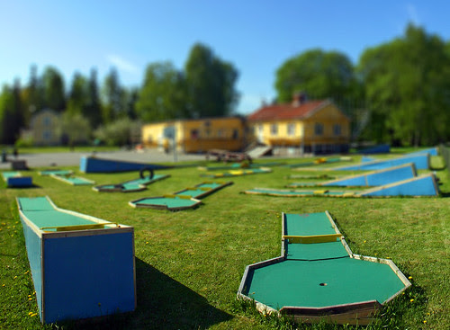 Miniature Golf Anyone?