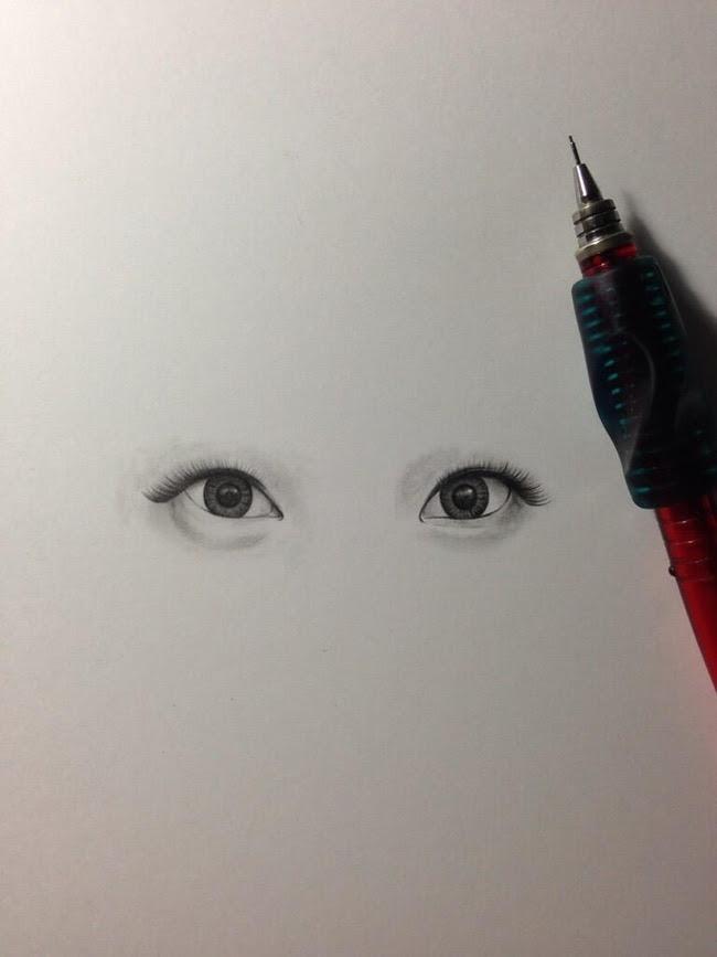 50時間かけて描かれたきゃりーぱみゅぱみゅの似顔絵が凄い ガールズ
