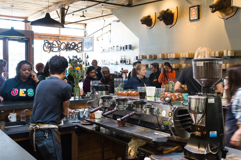 Four Barrel Coffee Review: Coffee Company in San Francisco ...