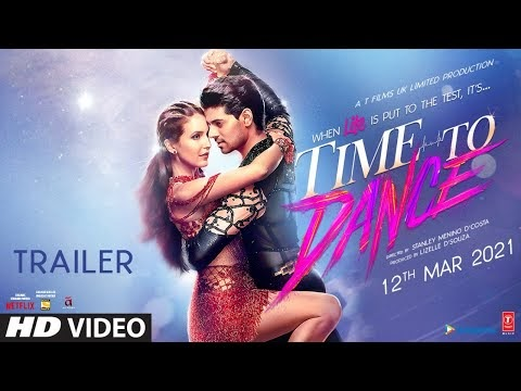 Time To Dance Hindi Moview Trailer