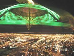 Una de las atracciones del Stratosphere