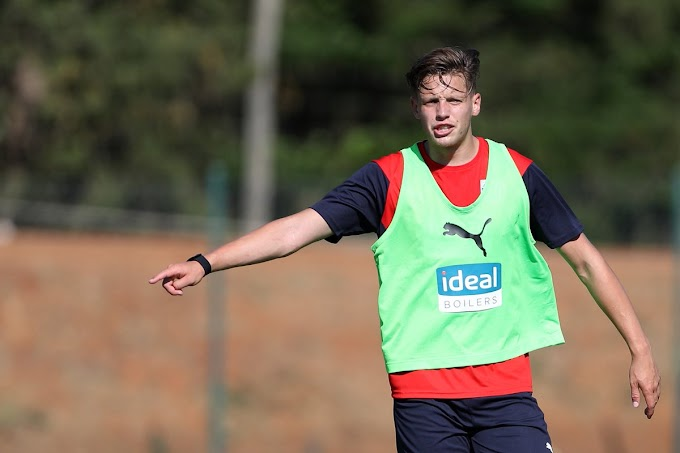 Jack Fitzwater Hoping to Avoid West Brom Recall
