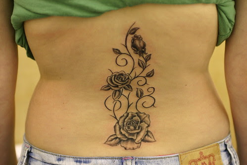 Nuevos Tatuajesdibujosdiseños Fotos De Tattoos Tatuaje De Rosas
