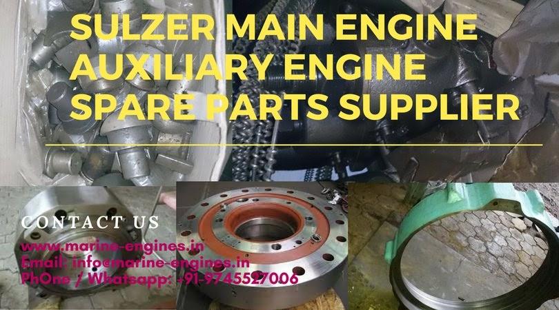 Sulzer RLB / RTA / RLA / RND | Cylinder Head / Liner / Piston / con rods