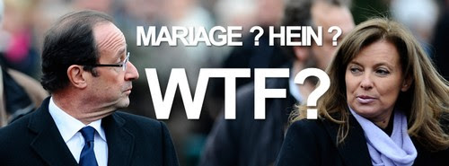 hollande, mariage? wtf?