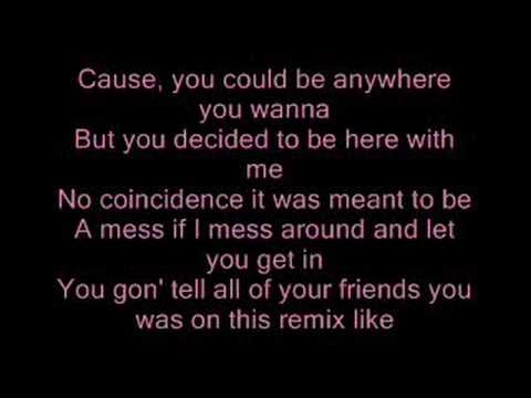 Usher And Beyonce Love In This Club Lyrics