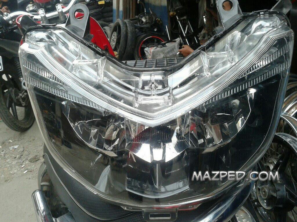 Sketsa Matic Baru Honda Berdasarkan Spyshots Dari Kobayogas WARUNGASEP