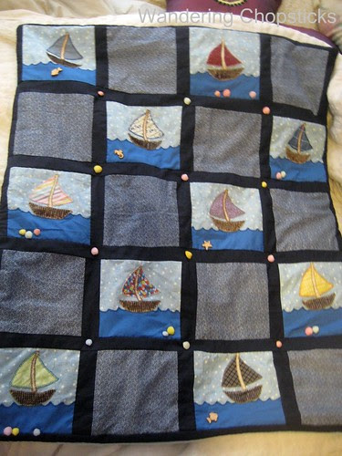 The Older '88's Happy Sailing Quilt 6