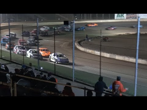 Atomic Speedway | 10/19/19 | 10th Annual King of Compacts Presented by EBJ Performance| Feature
