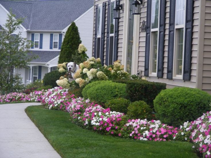 Amazing Of Small House Front Yard Landscaping 1000 Ideas About Small