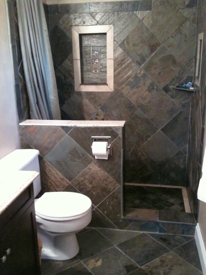 Desain Toilet Rumah Minimalis | Ide Rumah Minimalis