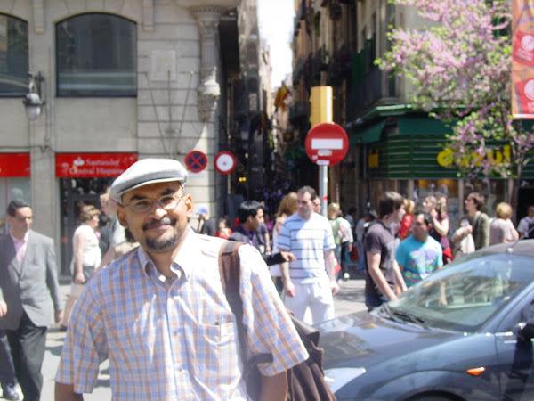 En Barcelona, España (2005)