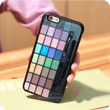 Makeup palette phone case