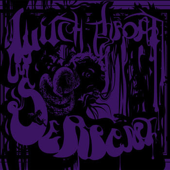 WITCHTHROAT SERPENT cover art