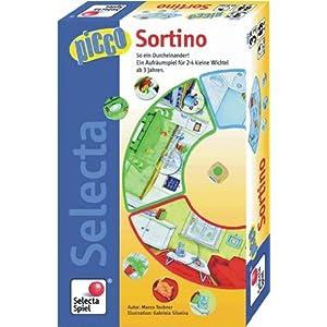 Selecta - 3092 - Jeu de Société Éducatif - Picco Sortino