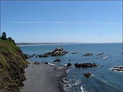 Beach at Yaquina Head, Oregon