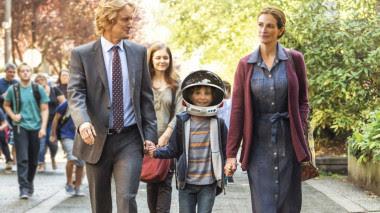 <p>La película 'Wonder', estrenada en 2017 y basada en el libro homónimo de 2012 de Raquel Palacio, narra la vida de un niño con síndrome de Treacher Collins. Julia Roberts hace el papel de su madre y Owen Wilson, el de su padre. / Lions Gate Entertainment</p>
