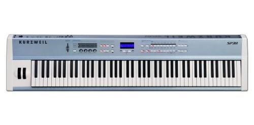 Kurzweil Keyboard: Kurzweil SP3X 88 Note Digital Stage Piano, Hammer