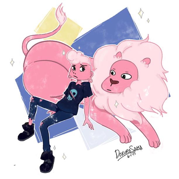 I love my pink boys