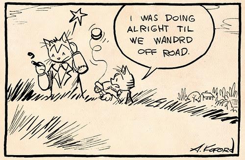 Laugh-Out-Loud Cats # by Ape Lad