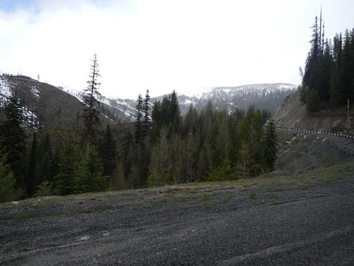 Everyday for 7 Weeks–Day 4–Missoula to Coeur d'Alene