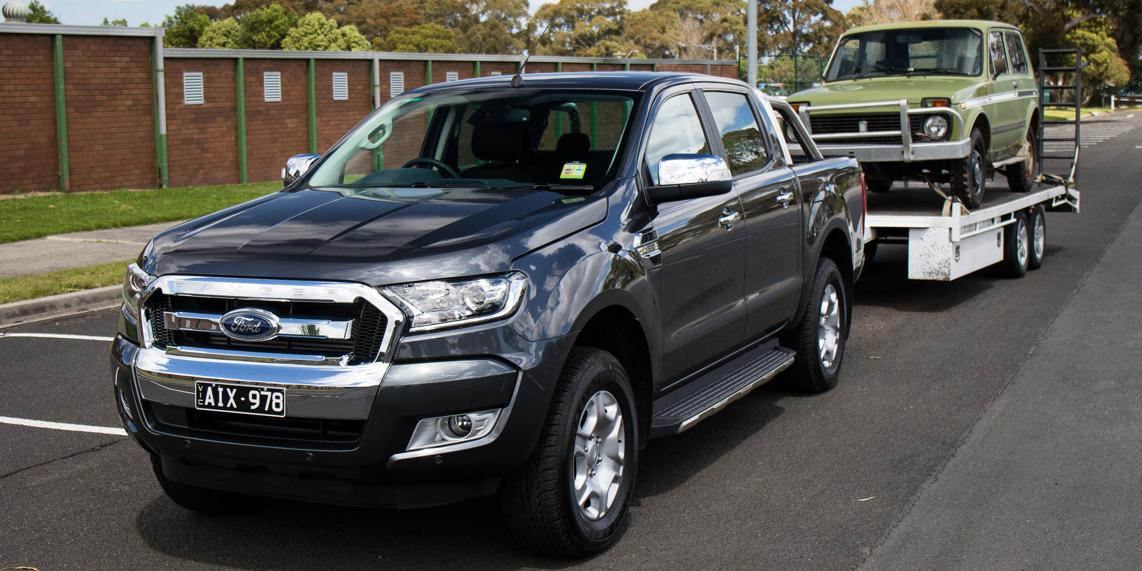 2017 Ford Ranger XLT review   CarAdvice