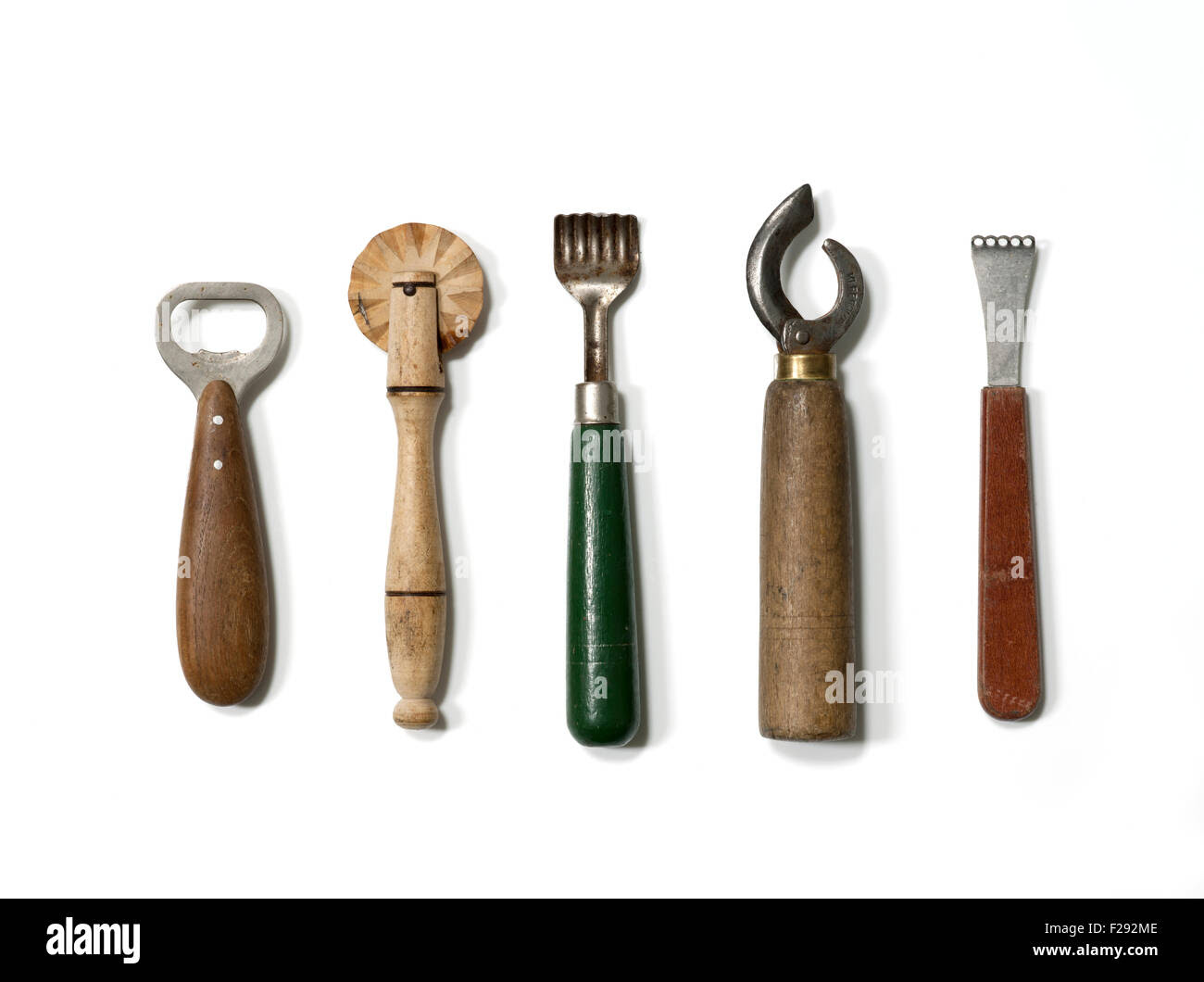 Vintage KItchen Tools Or Gadgets Stock Photo 87480862 Alamy