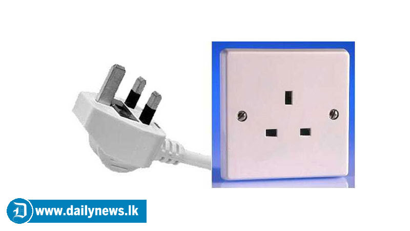 Ban on round pin plugs, sockets from Jan 01