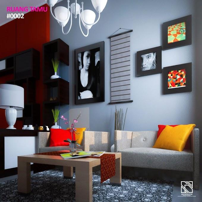 Penataan Ruang Tamu 6x3   Ide Rumah Minimalis
