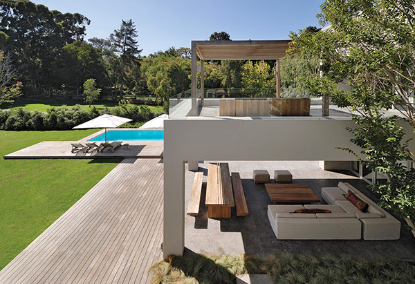 Modern  Open House  in South  Africa  sees Architecture and